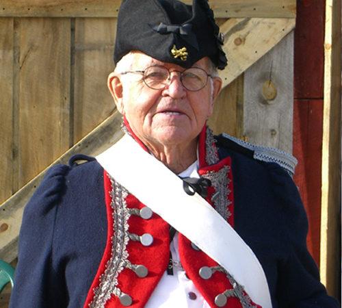 Monty Pike, VP Emeritus – Deceased