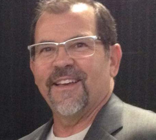 Brian Pike, Board & 1st VP Membership