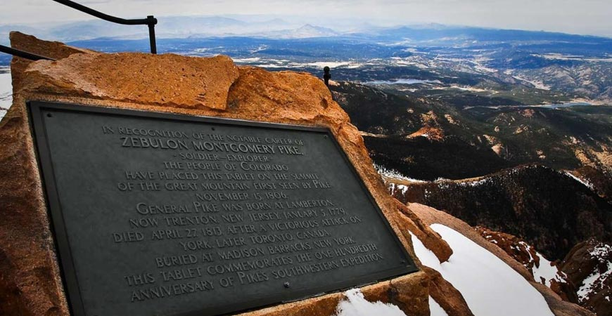 America's Mountain is Pikes Peak