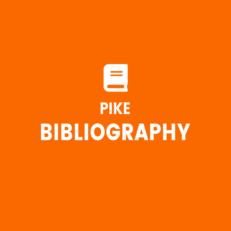 Zebulon Pike: Bibliography