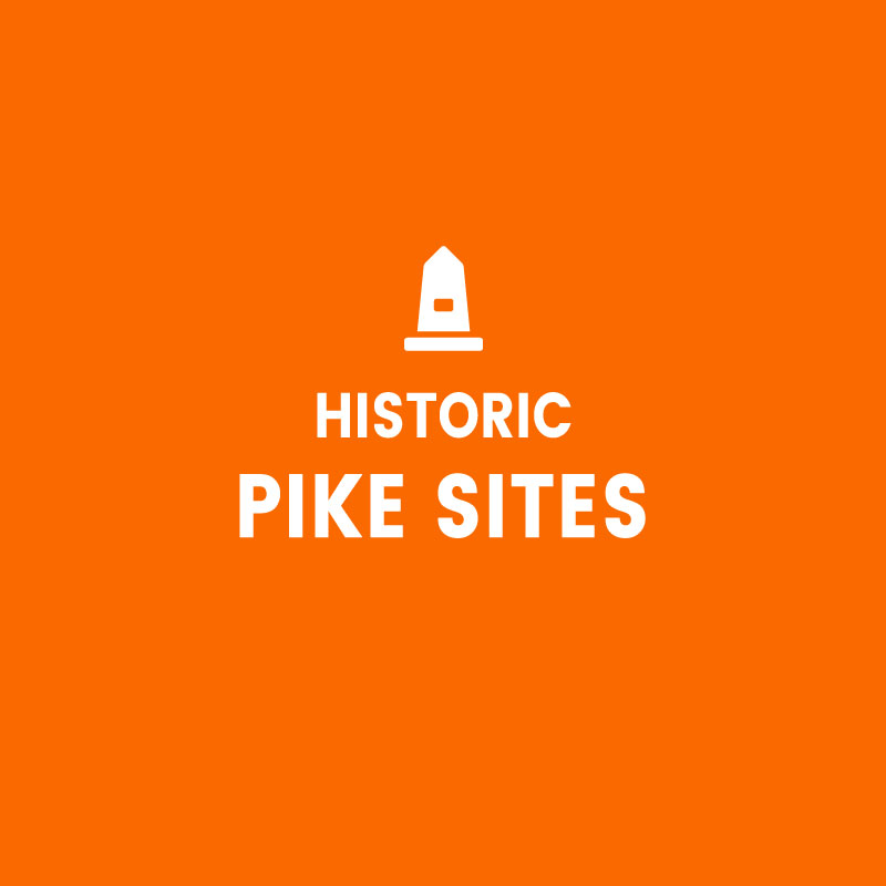 Historic Pike Sites