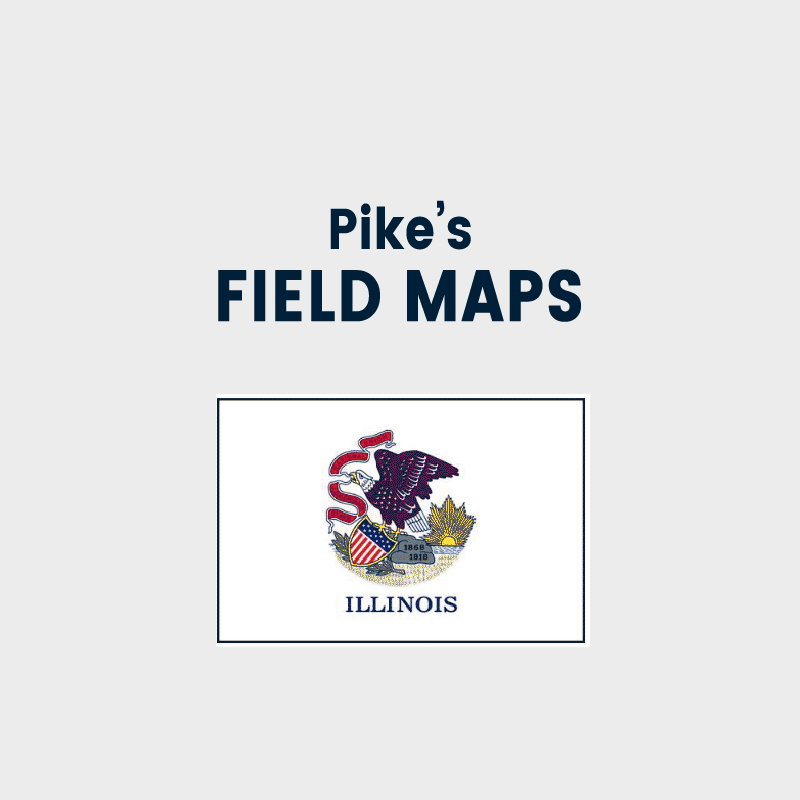 Pike's Field Maps - Illinois