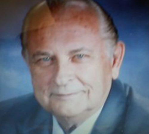 Rev. Dr. Roy Pike, OK Volunteer