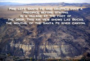 Las Boca- Santa Fe River Canyon