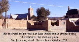 San Juan Pueblo, NM