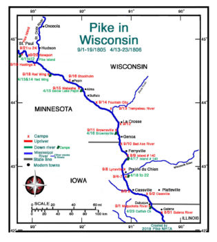 Pike in Wisconsin (1st Expedition)