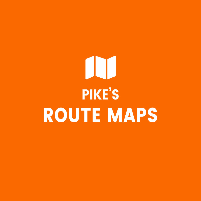 Pike's Route Maps