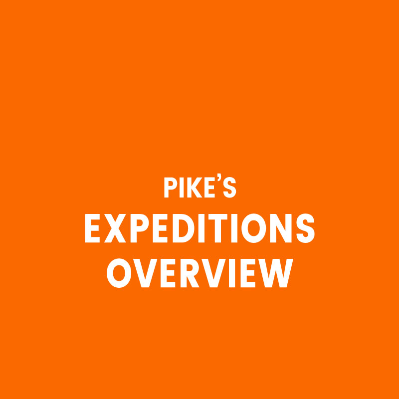 Pike's Expeditions Overview