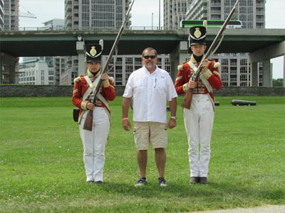 Fort York Soldiers
